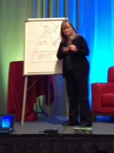 Janet Gregory at Agile 2013