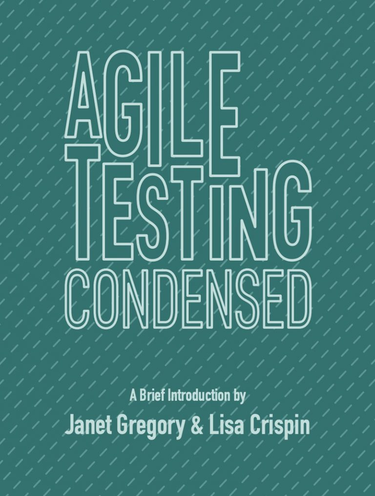 Agile-Testing-Condensed-Book