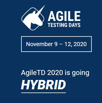 Agile Testing Days (hybrid version)