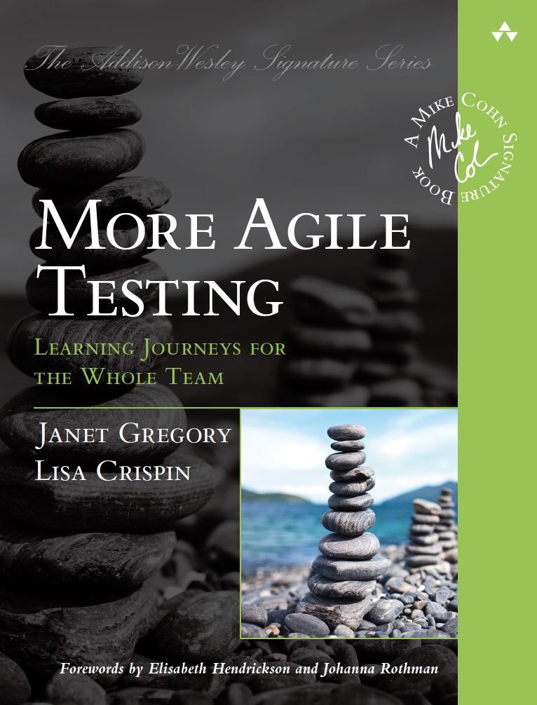 More Agile Testing Book